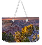 Grand Canyon At Sunset Weekender Tote Bag