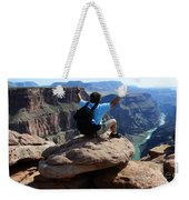 Grand Canyon Feeling All Right Weekender Tote Bag