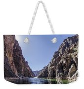 Grand Canyon Gorge Weekender Tote Bag