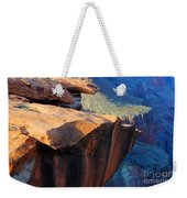 Grand Canyon Into Space Weekender Tote Bag