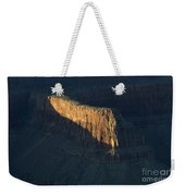 Grand Canyon Point Of Light Weekender Tote Bag