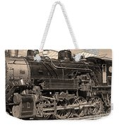 Grand Canyon Railroad Locomotive Weekender Tote Bag