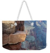 Grand Canyon Raw Nature Weekender Tote Bag