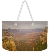 Grand Canyon Scenic Overlook View Weekender Tote Bag