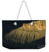 Grand Canyon Silence Weekender Tote Bag