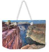 Grand Canyon Toroweap Vista Weekender Tote Bag