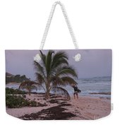 Grand Cayman Surfer Weekender Tote Bag