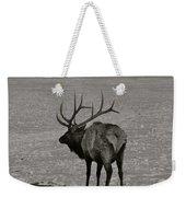 Grand Dad Elk Weekender Tote Bag