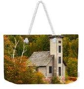Grand Island Lighthouse No.1442 Weekender Tote Bag