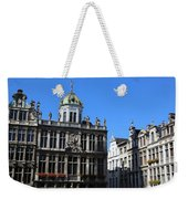 Grand Place Buildings Weekender Tote Bag