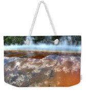 Grand Prismatic Spring Iv Weekender Tote Bag