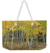 Grand Teton Aspens Weekender Tote Bag