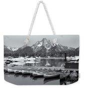 Grand Teton Dawn Iv Weekender Tote Bag