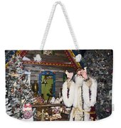 Grandfather Frost Of Russia Weekender Tote Bag
