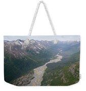 Granite Creek In The Chugach Mountains Weekender Tote Bag