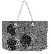 Granite Holes Weekender Tote Bag