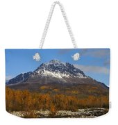 Granite Mountain Weekender Tote Bag