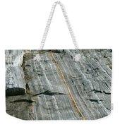 Granite With Quartz Inclusions Weekender Tote Bag