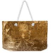 Grants Canal, 1862 Weekender Tote Bag