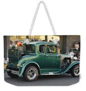 Grants Pass 2012 Cruise - Rumble Seat Open Weekender Tote Bag