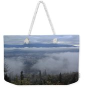 Grants Pass Weather Weekender Tote Bag
