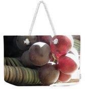 Grape Glow Weekender Tote Bag