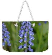 Grape Hyacinths Weekender Tote Bag