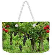Grape Vines And Roses I Weekender Tote Bag