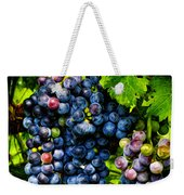 Grapes Ready For Harves Weekender Tote Bag