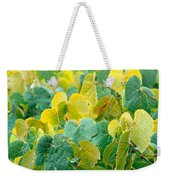 Grapevines In Azores Islands Weekender Tote Bag