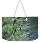 Grass Abstraction Weekender Tote Bag