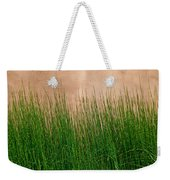 Grass And Stucco Weekender Tote Bag