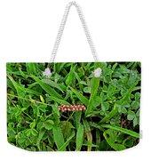 Grass Drops II Weekender Tote Bag