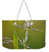 Grass In Flower Weekender Tote Bag