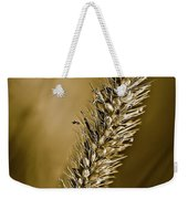 Grass Seedhead Weekender Tote Bag