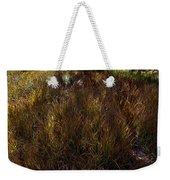 Grassland In Late Afternoon Weekender Tote Bag