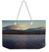 Gravel Lake Weekender Tote Bag