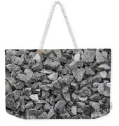 Gravel - Road Metal Weekender Tote Bag