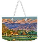 Grazing Weekender Tote Bag by Scott Mahon
