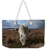 Grazing The Moor Weekender Tote Bag