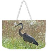 Great Blue Heron - Ardea Herodias Weekender Tote Bag