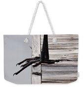 Great Blue Heron - Foundation Weekender Tote Bag