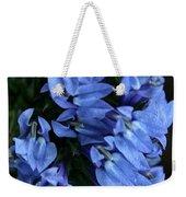 Great Blue Lobella Weekender Tote Bag