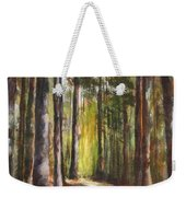 Great Brook Farm Summer Path Weekender Tote Bag