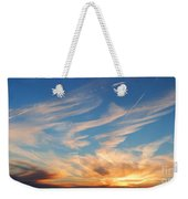 Great Canadian Sunset Weekender Tote Bag