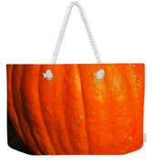 Great Orange Pumpkin Weekender Tote Bag