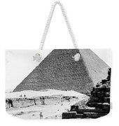 Great Pyramid Of Giza - Egypt - C 1926 Weekender Tote Bag