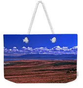 Great Salt Lake And Antelope Island Weekender Tote Bag