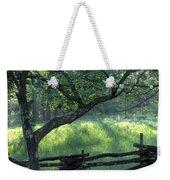 Great Smoky Mountain Sunrise Weekender Tote Bag