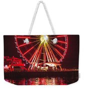 Great Wheel  Weekender Tote Bag